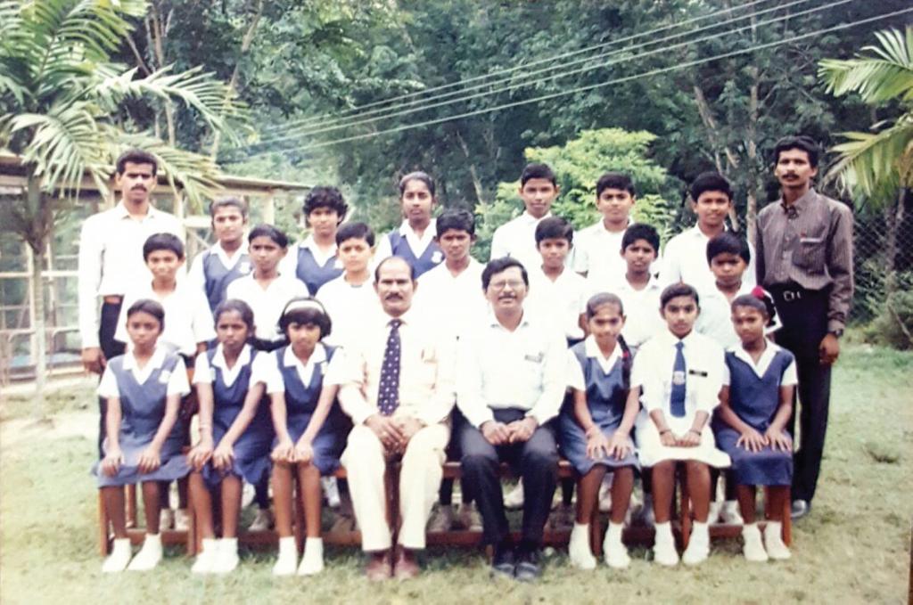 Renjok Tamil School